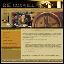 Law Offices of Mel Coxwell