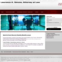 Lawrence A. Simons, Attorney at Law