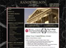 Randy Wilson, Attorney at Law - Military Divorce Attorney in Abilene, TX