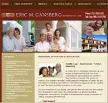 Eric M. Gansberg, Esq - Domestic Partnership Attorney in Staten Island, NY
