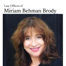 Law Offices of Miriam Behman Brody