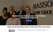 Hasson Law Group, LLP