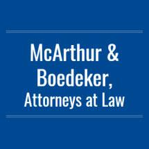 McArthur & Boedeker, Attorneys at Law