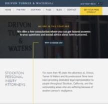 Drivon Turner & Waters, PLC