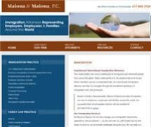Maiona Ward Immigration Law