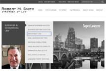 Robert M. Smith Attorney At Law