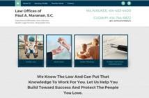 Law Offices of Paul A. Maranan