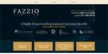Fazzio Law Firm