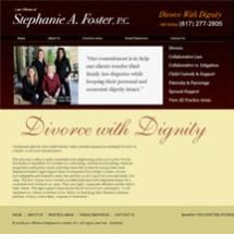 Law Offices of Stephanie A. Foster, P.C.