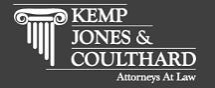 Kemp, Jones & Coulthard, LLP