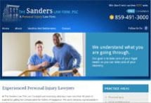 The Sanders Law Firm, PSC