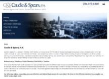 Caudle & Spears, P.A.