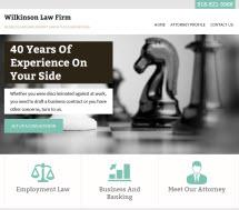 Wilkinson Law Firm