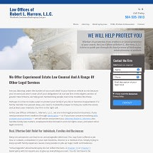 Law Offices of Robert L. Marrero, L.L.C.