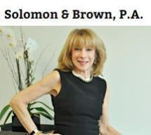 Solomon & Brown, P.A.