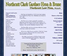 Northcutt Clark Gardner Hron & Brune - Northcutt Law Firm PLLC