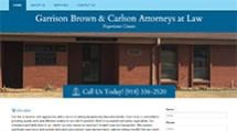 Garrison Brown & Carlson Attorneys at Law