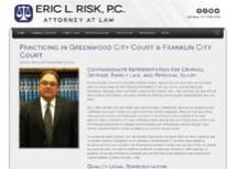 Eric L. Risk – Attorney at Law