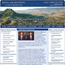 Ernst Law Group, A Law Corporation