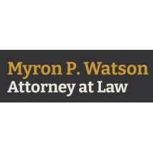 Myron P. Watson, Attorney at Law
