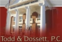 Todd and Dossett, P.C. Image