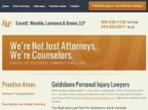 Everett, Womble & Lawrence, LLP