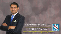 SRIS LAW GROUP PC