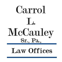 Carroll L. McCauley Sr., P.A., Law Offices of