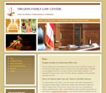 Virginia Family Law Center, P.C.