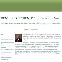 Denis A. Kitchen, P.C., Attorney at Law