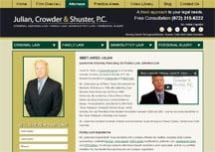 Julian Crowder & Shuster PC