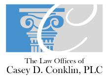The Law Offices of Casey D. Conklin, PLC