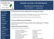 Business Law Center of the Palm Beaches