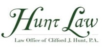Law Office of Clifford J. Hunt, P.A.