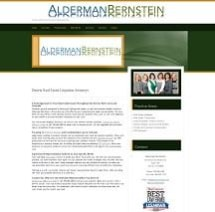 Alderman Bernstein