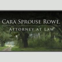 Cara Sprouse Rowe, Attorney at Law