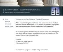Law Offices of Tamika Washington, P.C.