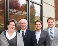 Brett McCandlis Brown & Conner PLLC