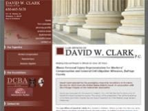 Law Office of David W. Clark P.C.