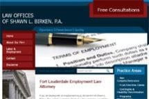 Law Offices of Shawn L. Birken, P.A.