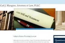 Carl J. Mangine, Attorney at Law, PLLC