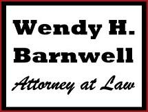 Wendy H. Barnwell, Attorney at Law