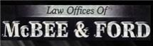Law Offices Of McBee & Ford
