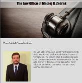The Law Office of Maciej B. Zebrak