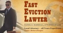 Daniel Marshall, Landlord Attorney at Law