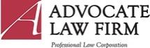 Advocate Law Firm Professional Law Corporation