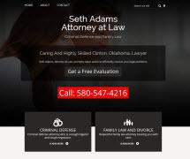 Seth Adams, Attorney at Law