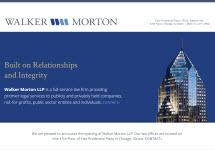 Walker Morton LLP