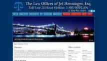 Law Offices of Jef Henninger, Esq.