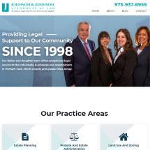 Johnson & Johnson, Attorneys At Law